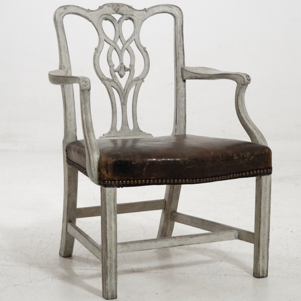 Fine armchair, 18th C. - € 1.000