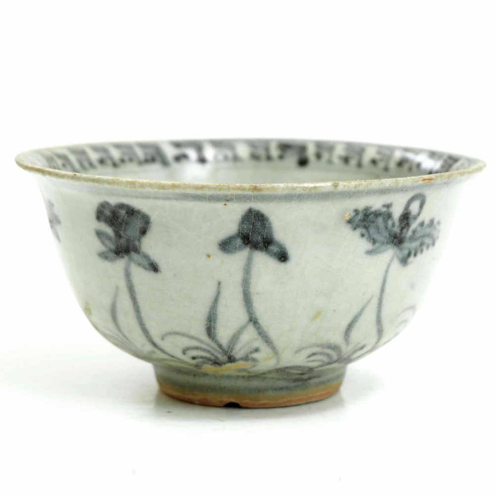 Chinese bowl, 18th C. - € 300