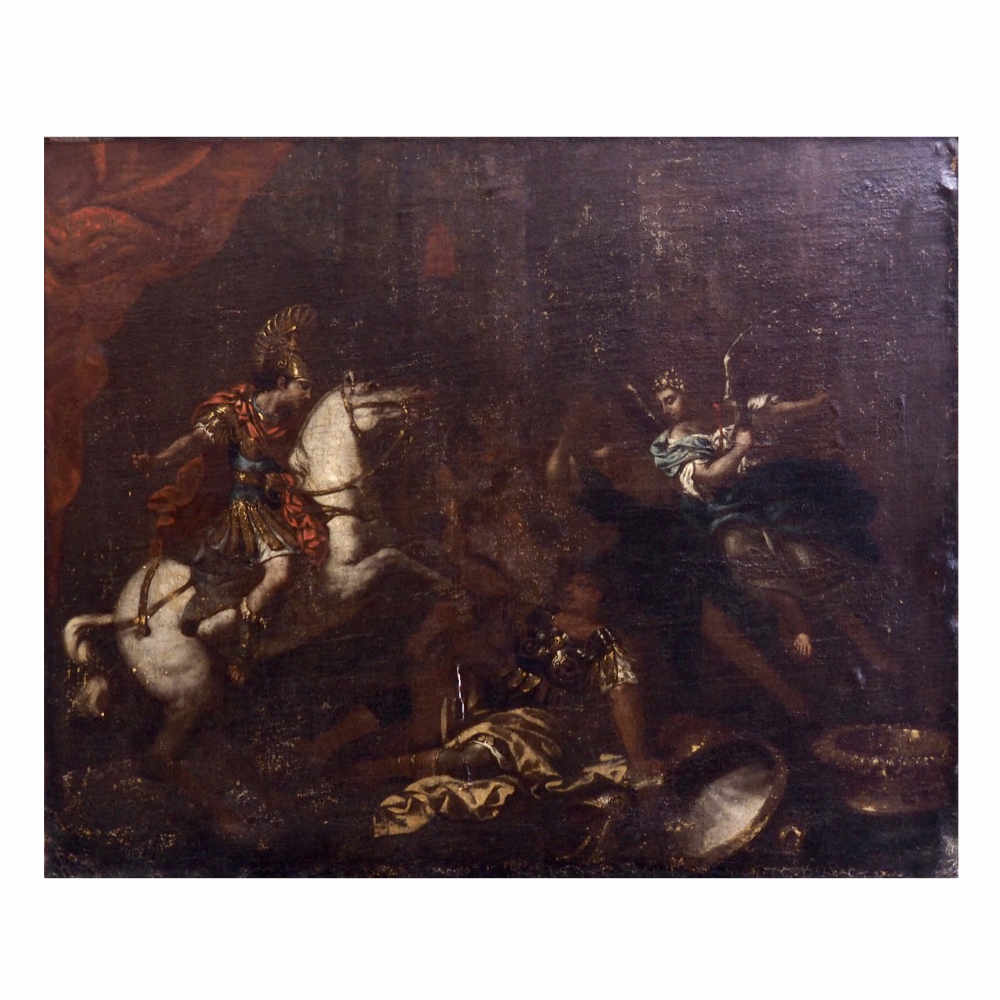 Italian 17th Century painting - € 5.000