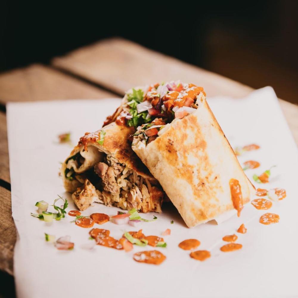 boss burrito - Burritos & Quesadilla