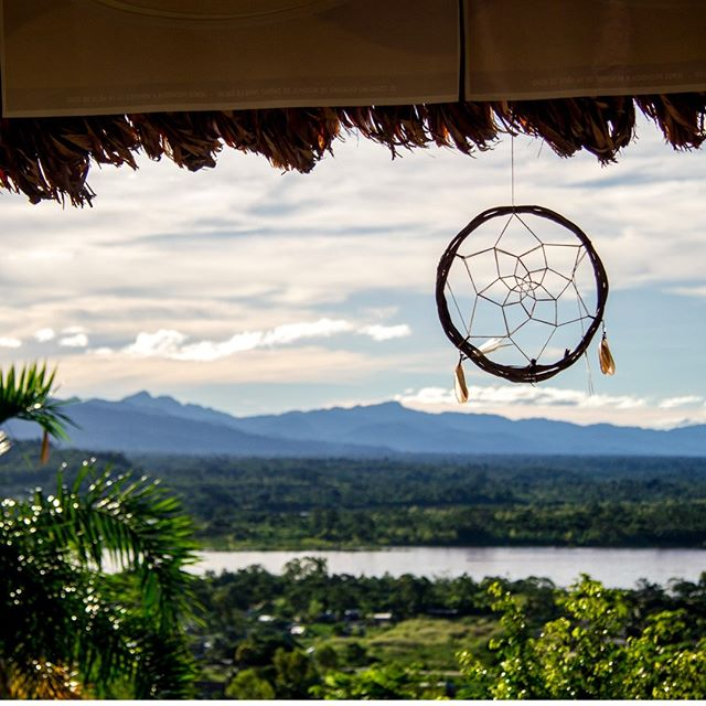 Back in Rurrenabaque, with this lovely view on the end of alto Bolivia and the start of the tropics #palmtree #travel #travellingram #postcardsfromtheworld #travel #dreamcatcher #view #happy #Rurrenabaque #Bolivia #lifeisgood #enjoy #trip #exploringtheglobe #traveling #thetravelwoman