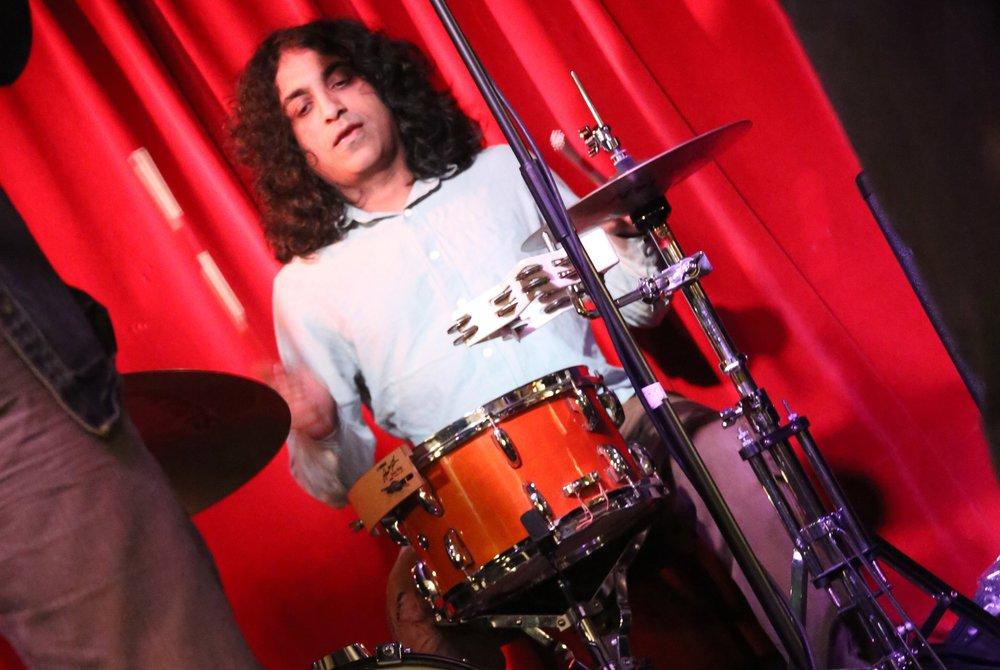 Malcolm D'sa - Drums