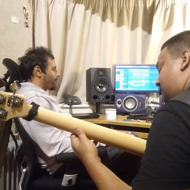 Studio time.. 😀