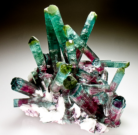Tourmaline - October's birthstone