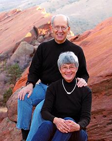 Anne & Steve Burkholder,Former Mayor(1999-2007)