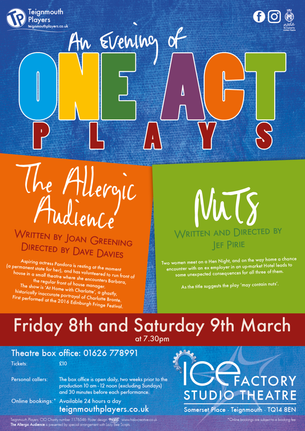 One Act 2019 A4 Poster Master.png