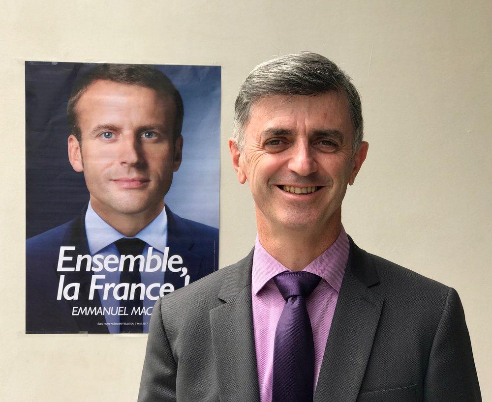Jacques Maire, député de la huitième circonscription des Hauts-de-Seine et Vice-Président de la Commission des Affaires Étrangères