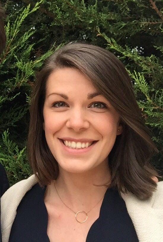 Marion François, collaboratrice chargée des travaux parlementaires à l'Assemblée