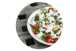 kesäruokaa ruokablogi salaatti