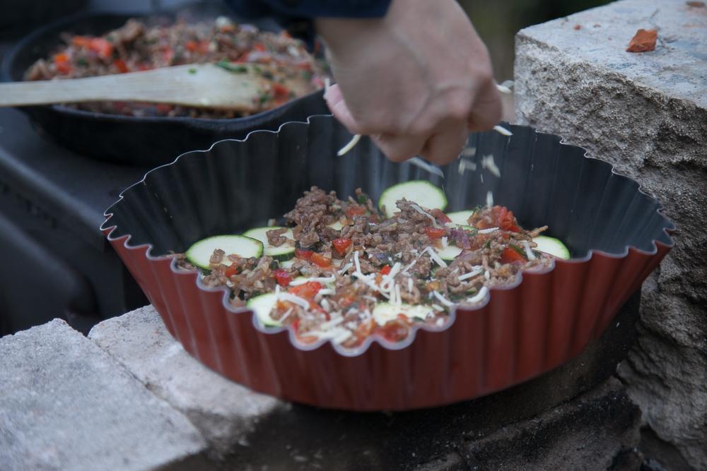lasagne kesäruokaa ruokablogi