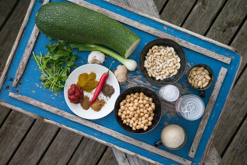 ruokablogi nepalilainen ruoka kasvispyörykkä