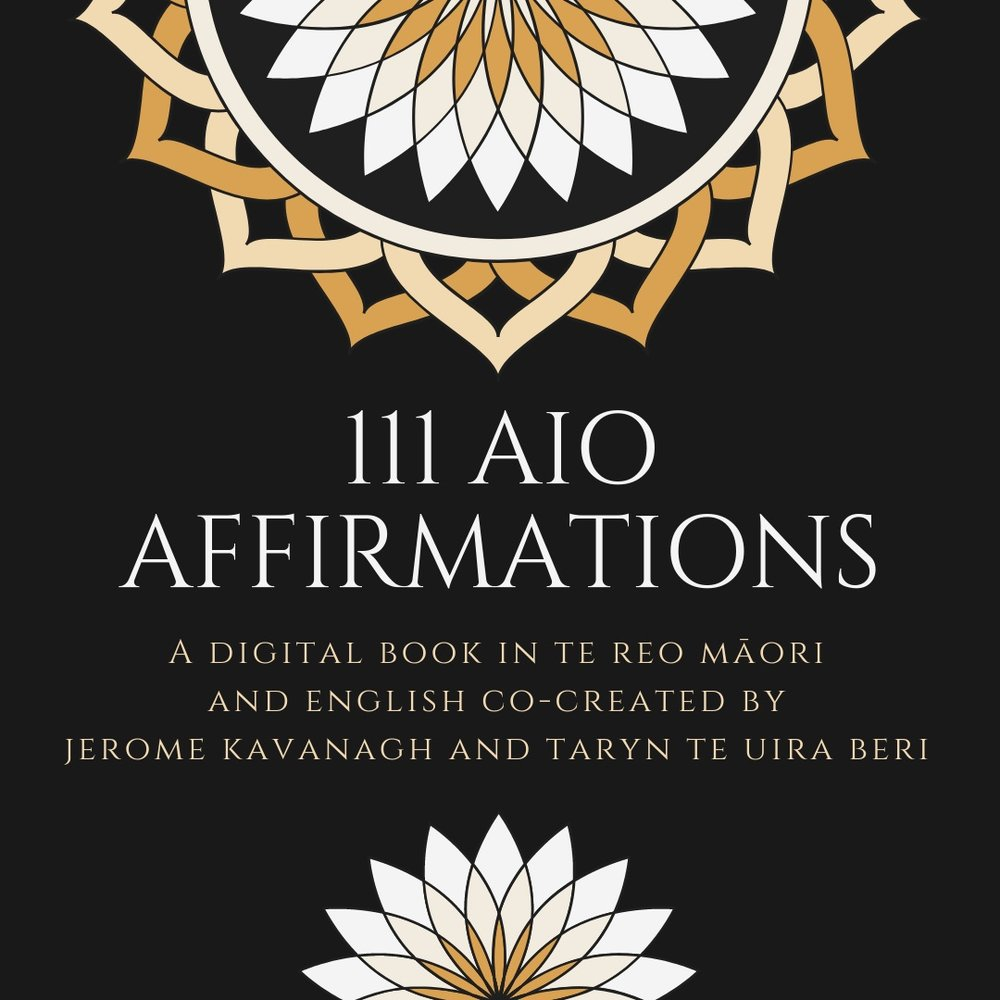 111 AIO AFFIRMATIONS EBOOK MAORI
