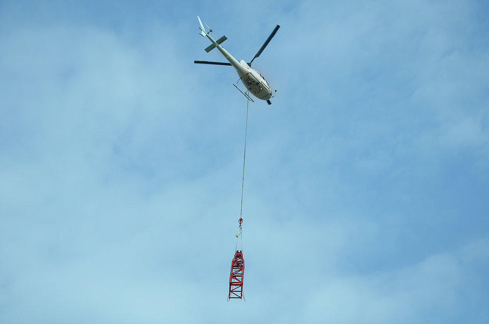 Commercial helicopter pilots -