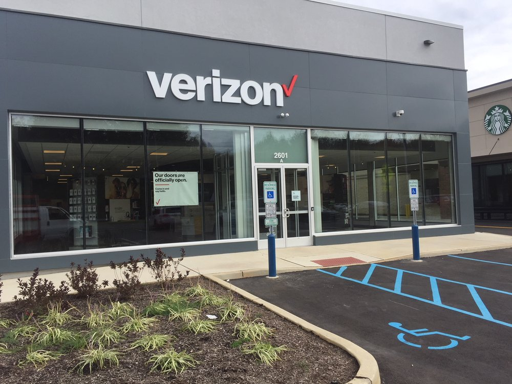 Verizon - Burlington, New Jersey