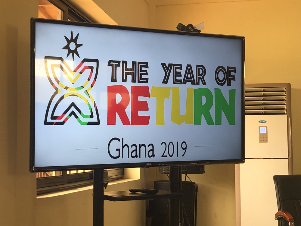 The Year of Return Press Launch