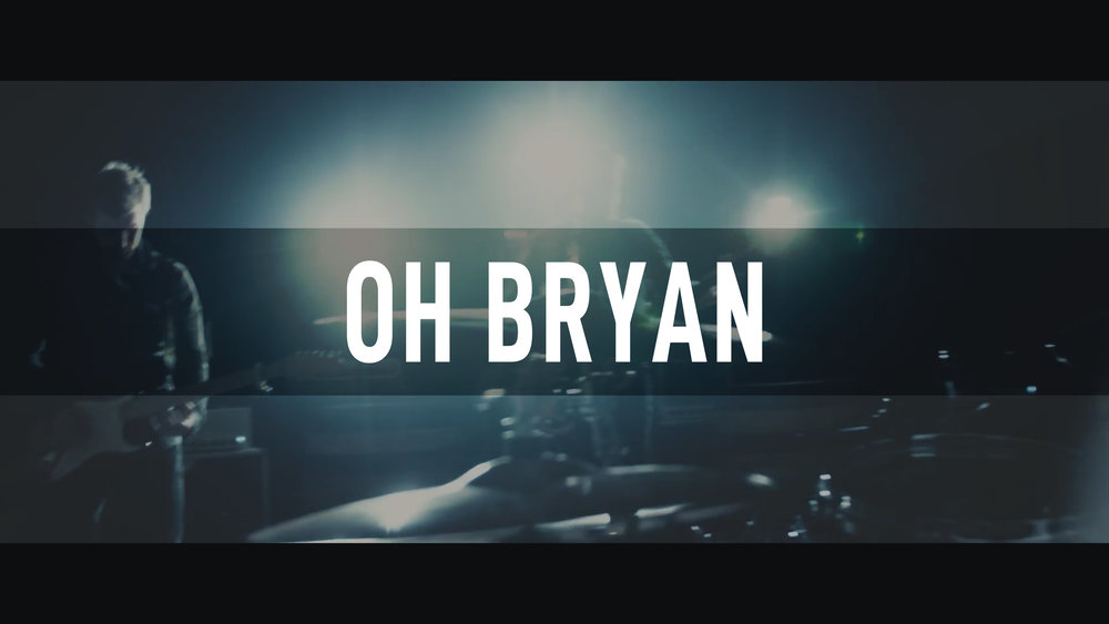 Oh Bryan // The Little Things