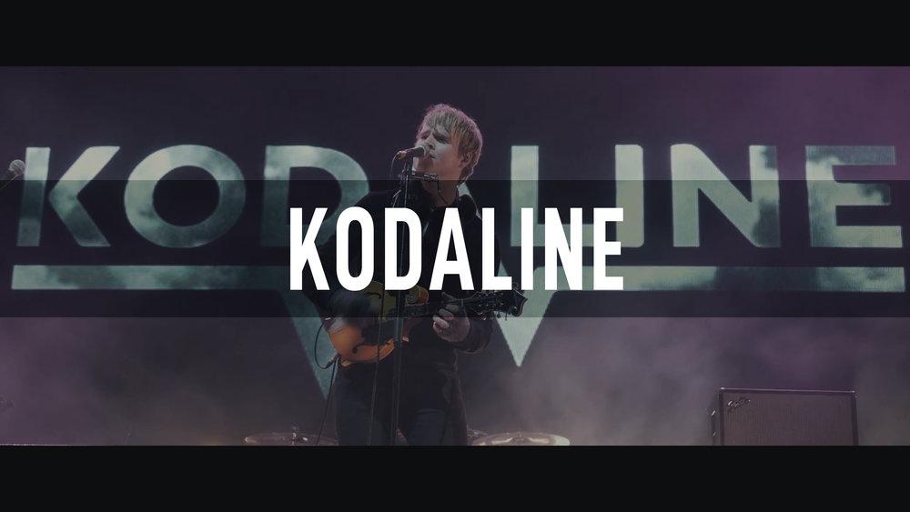 Kodaline // NYF 2017