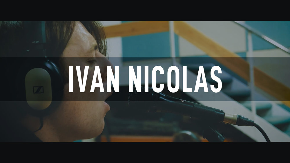 Ivan Nicolas // Studio 8 Session 2018