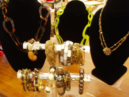 Fun, Fashion Jewelry at Goldenberry   Selection is always evolving and changing, so stop in often!
