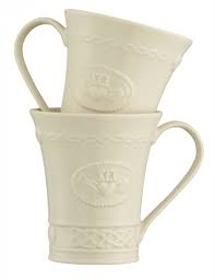 Belleek Fine Irish China   Stop in the shop to see our lovely selection of Belleek Mugs, Bowls, and Shamrock Dishes