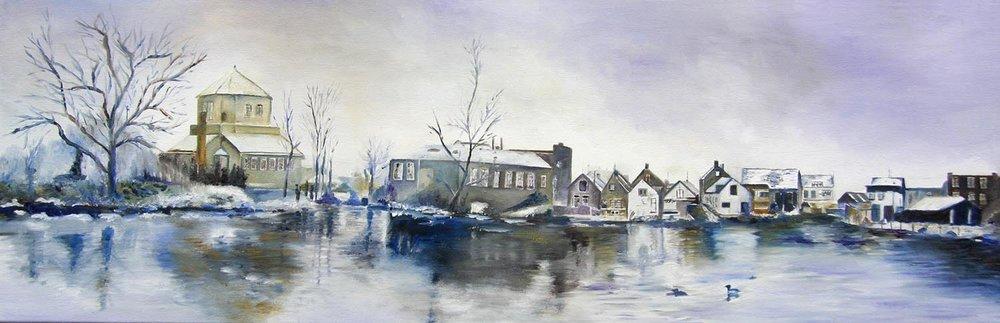 schilderij-dorpsaangezicht-Werkendam-jeannette-van-der-vliet.jpg