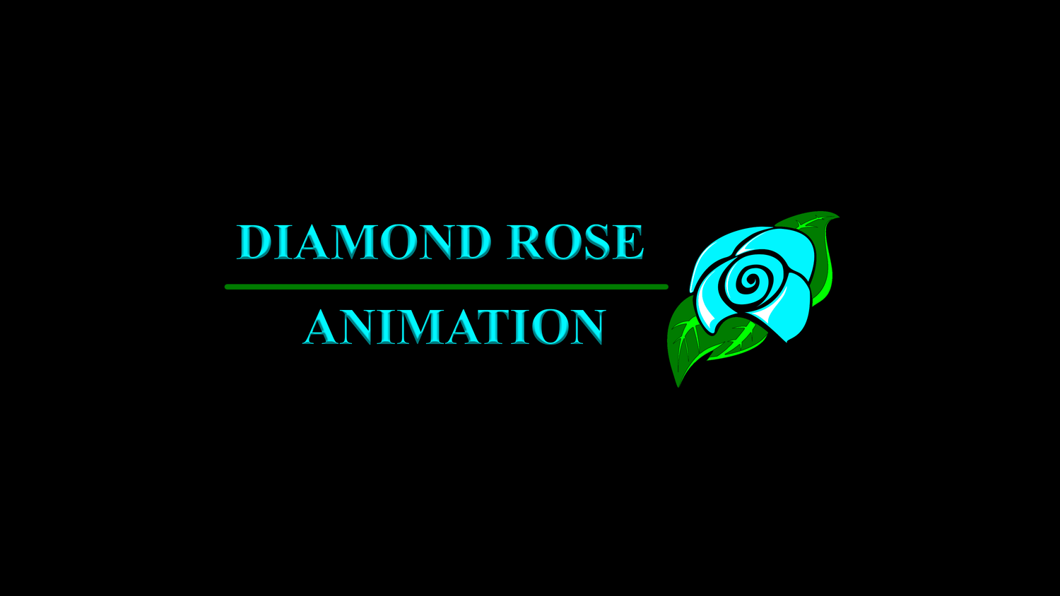 DIAMOND ROSE ANIMATION