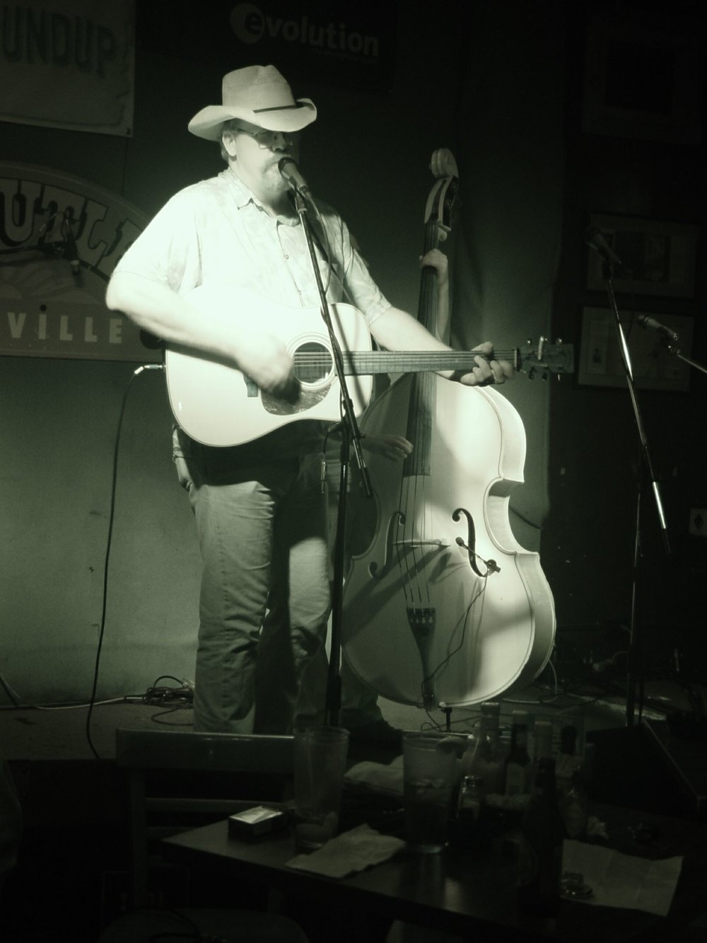 at The Sutler Nashville, TN 2003 or so