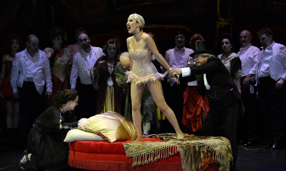 Olympia, Les Contes D´Hoffmann