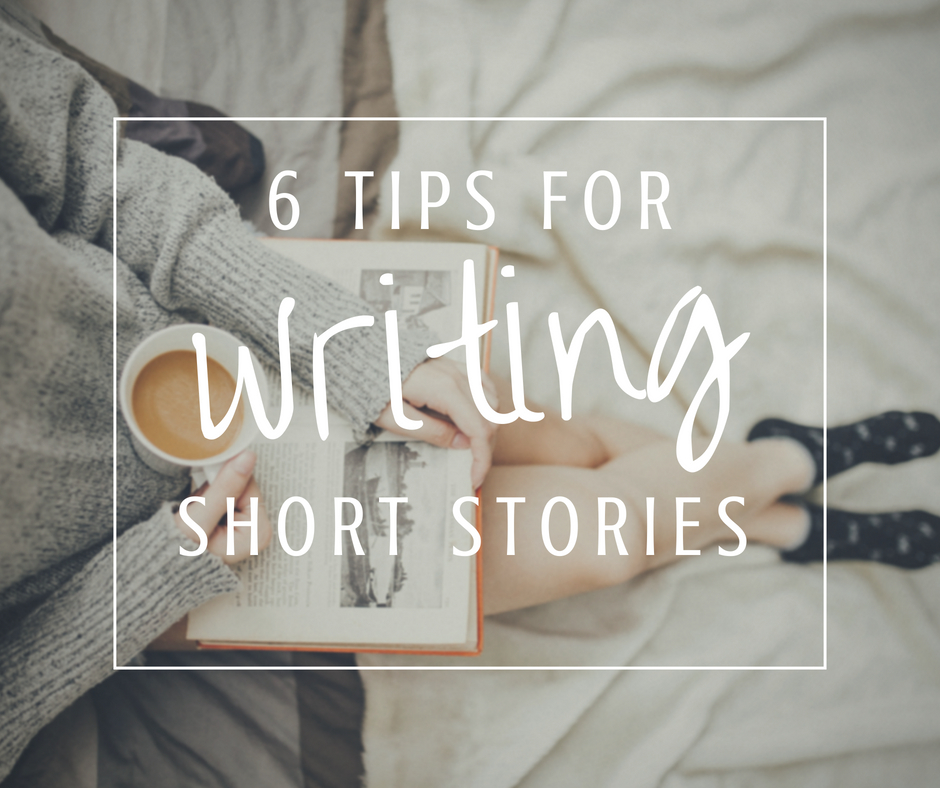 6 Tips For Writing Short Stories and Novellas — Christine Rees