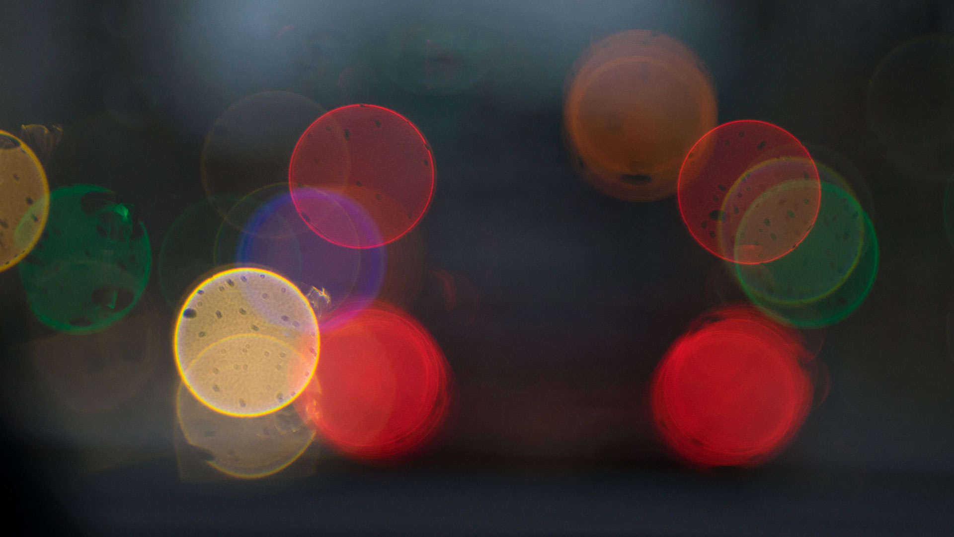Bokeh Bubbles
