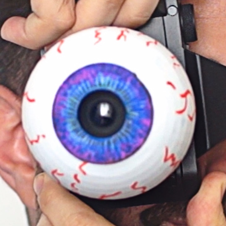 THE EYEBALL LENS