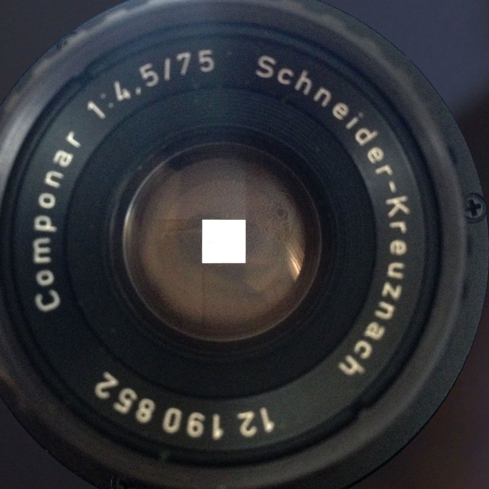 COMPONAR 75MM F4.5