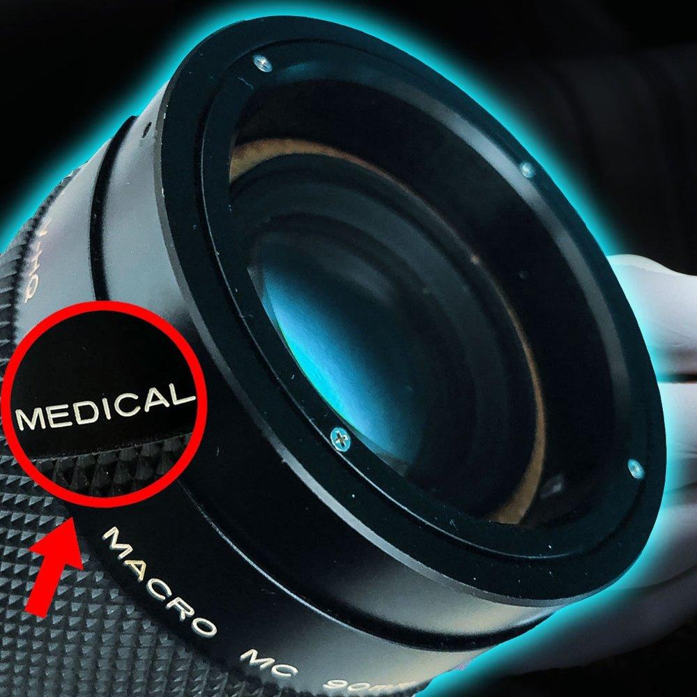 Elicar 90mm f2.5 medical