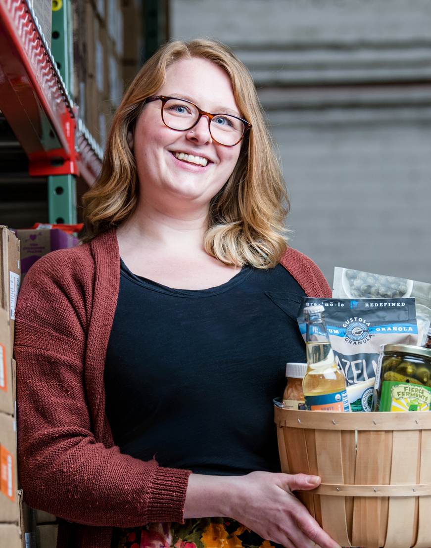 Amber Westley, CPW Local Foods Buyer