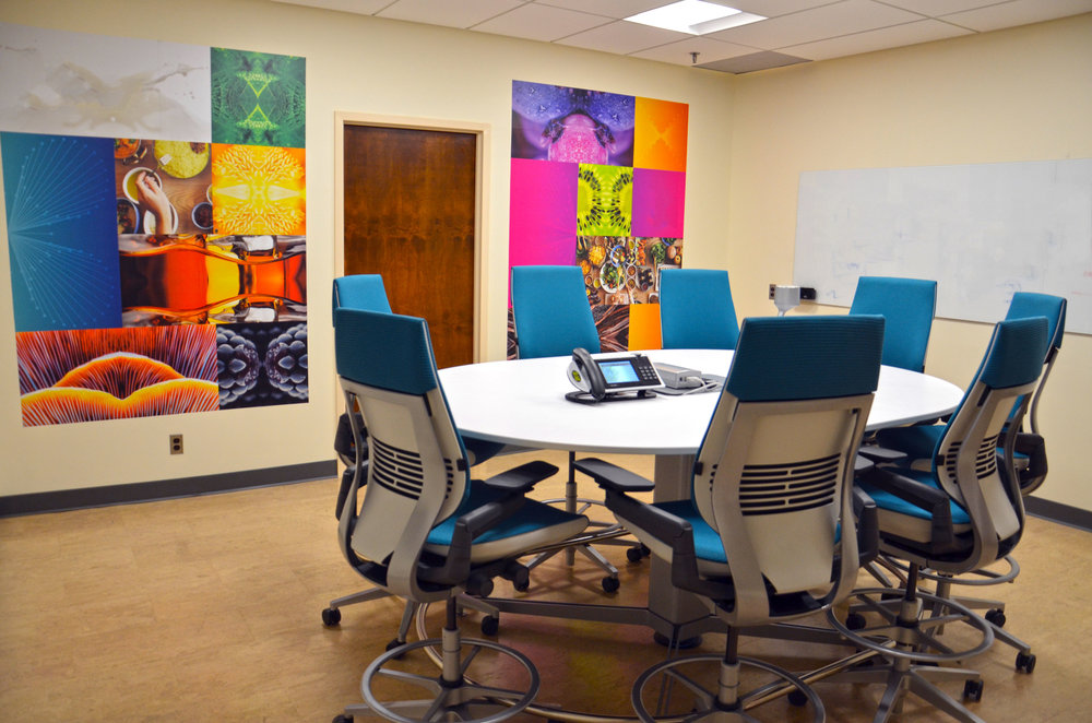 Commercial Conference Room Interior Design