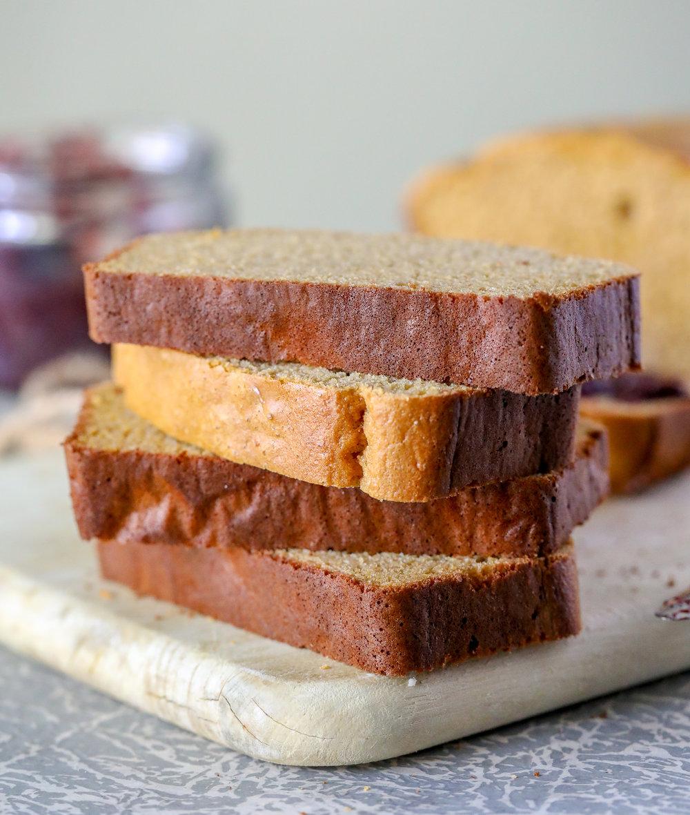 Grain-Free Cassava Bread