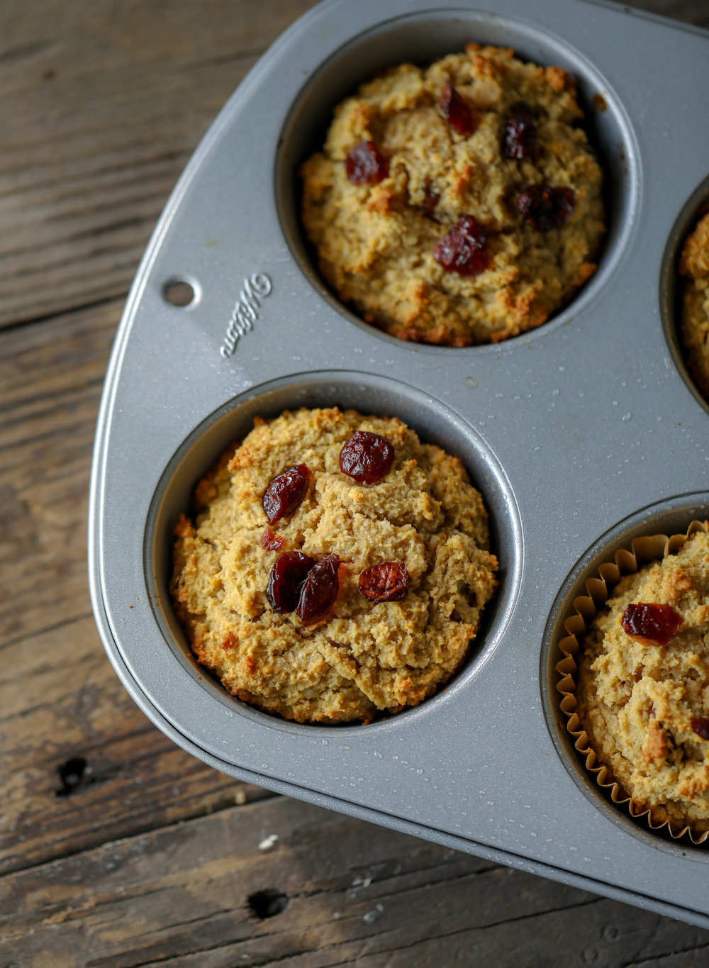 Flavors of Fall Morning Muffins