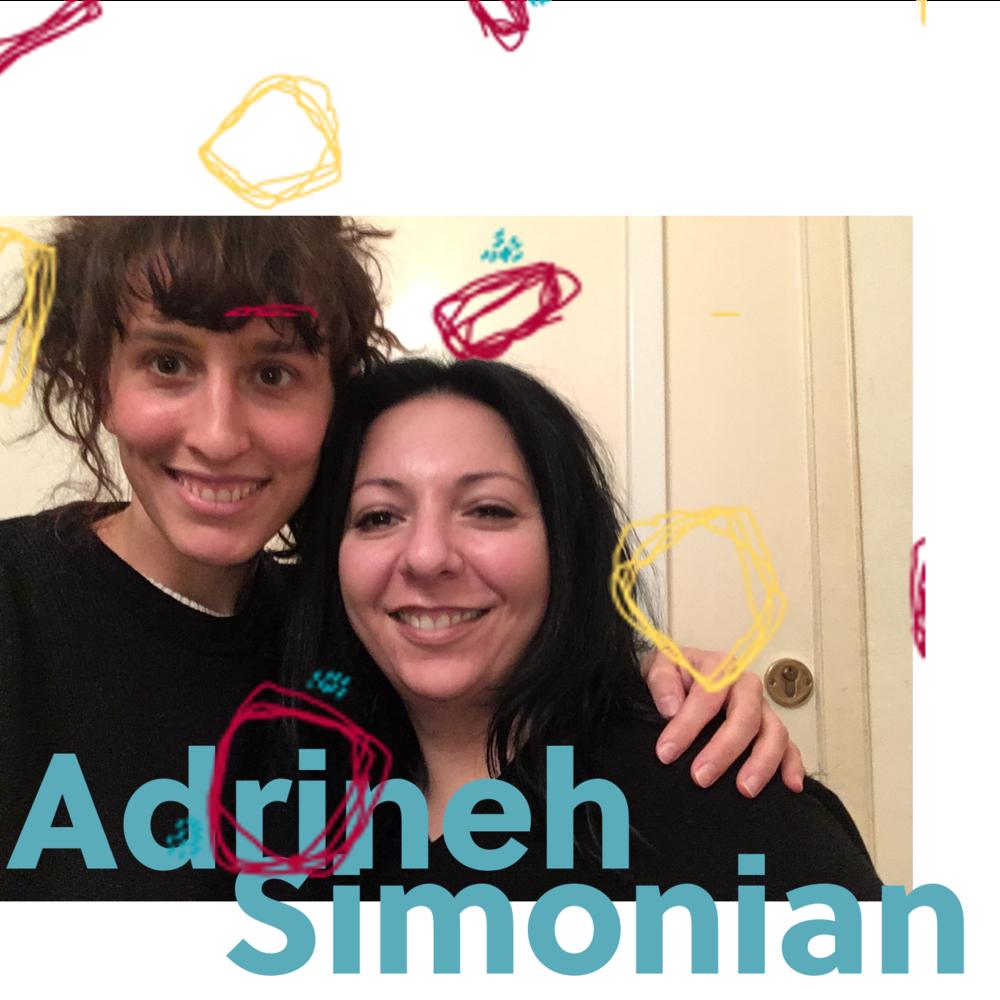 #6 ADRINEH SIMONIAN: meine sechste Heldin  Adrineh, Adik war Opernsängerin und beschloss mit 40 Pornografie-Regisseurin zu werden. Ihre Filme sind experimentell, künstlerisch, wunderschön und feministisch. Ihre Firma heißt Arthouse Vienna. Adik studiert die weibliche Lust, analysiert die Bewegungen des Körpers und nennt es Psychologie der Sexualität.   https://www.arthousevienna.at/