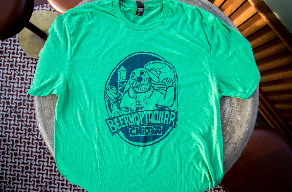 Rob Syers BeerHoptacular Shirt