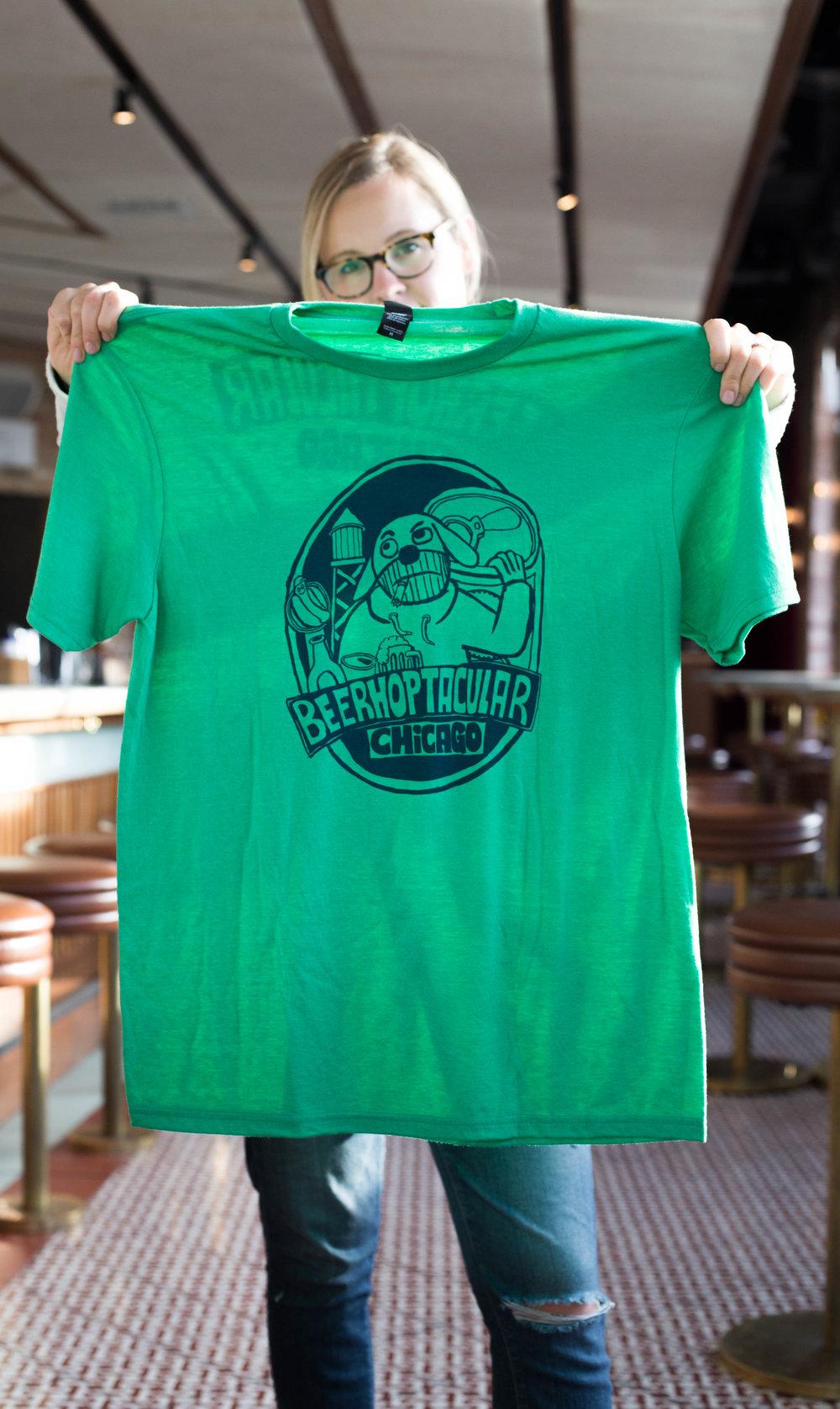 BeerHoptacular Limited Edition Shirt