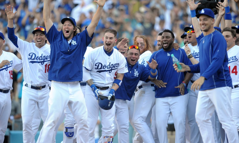 Dodgers win in 6! (via ftw.usatoday.com)
