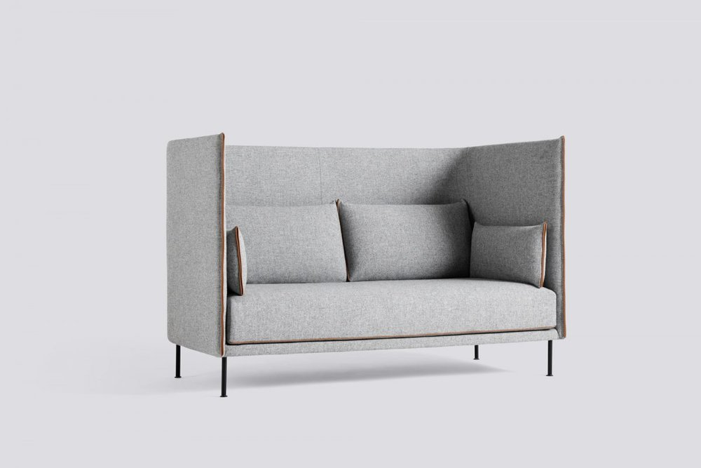 SILHOUETTE Sofa High by GamFratesi