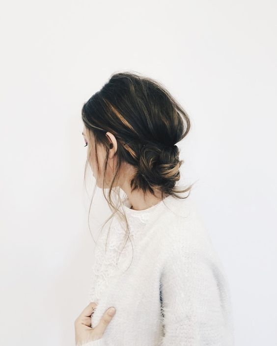 The Weekend Up-Do