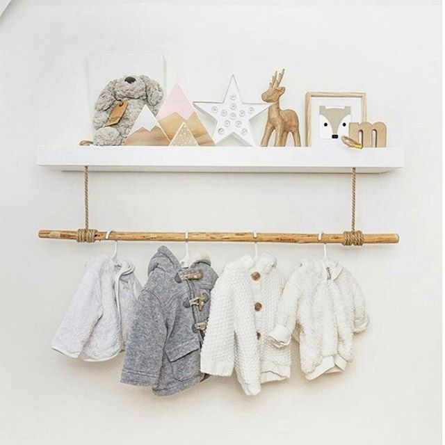 Allowing children to access their clothes and make decisions on their own - encourages independence and allows a child to have ownership over their room. Offering an entire wardrobe can be overwhelming....try using simple storage offering only a few decisions. . . #intention #intentionalliving #intentionalparenting #simplicity #montessori #montessoriathome #kidsclothes #design #declutter #designinspo #decor #children #childdecor #childdevelopment