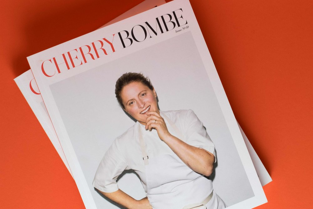 Cherry Bombe editorial