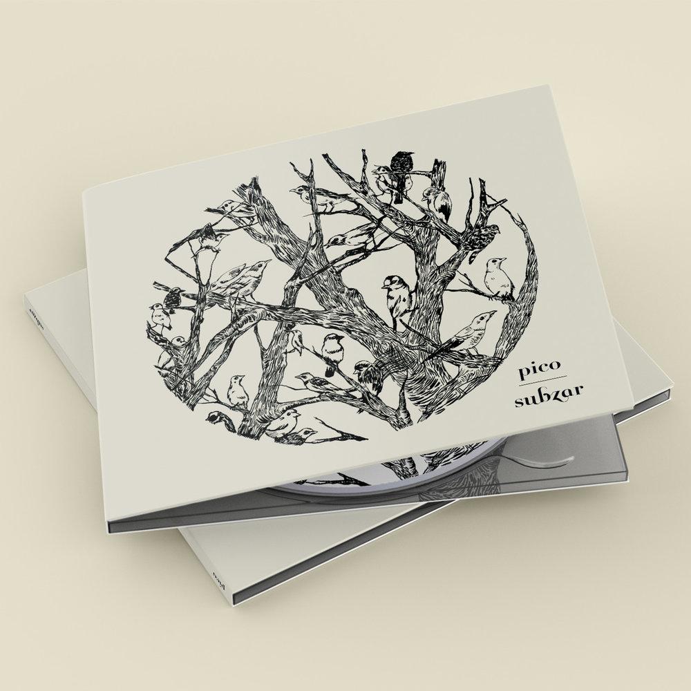 pico, album cover