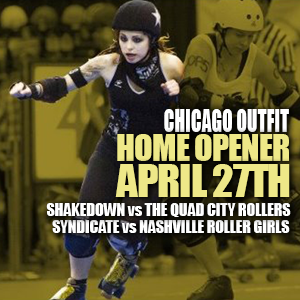 Chicago Outfit 2013 Season Home Opener
