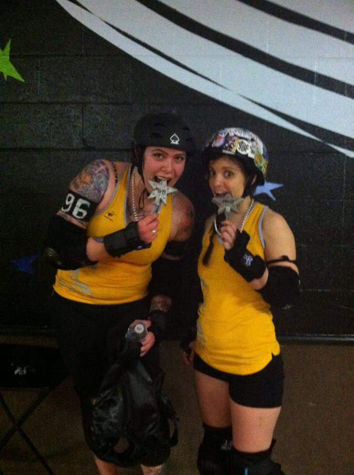 Shade MVPS MVP blocker Uma Bomber and MVP jammer Jenergizer Bunny