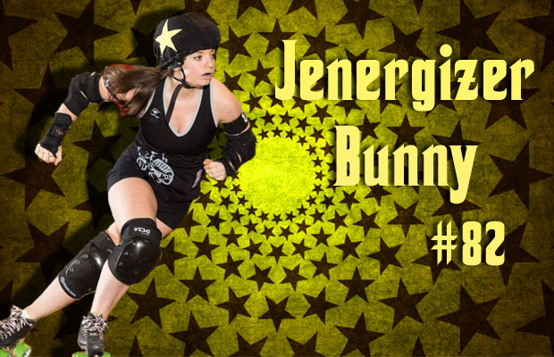 Jenergizer Bunny Featured Skater