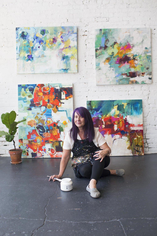 Elizabeth Chapman Studio 2018